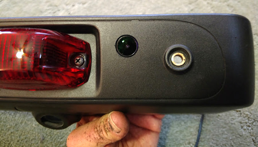 Product review: rear-view camera in a Promaster van