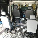 Ram Promaster Jump Seats